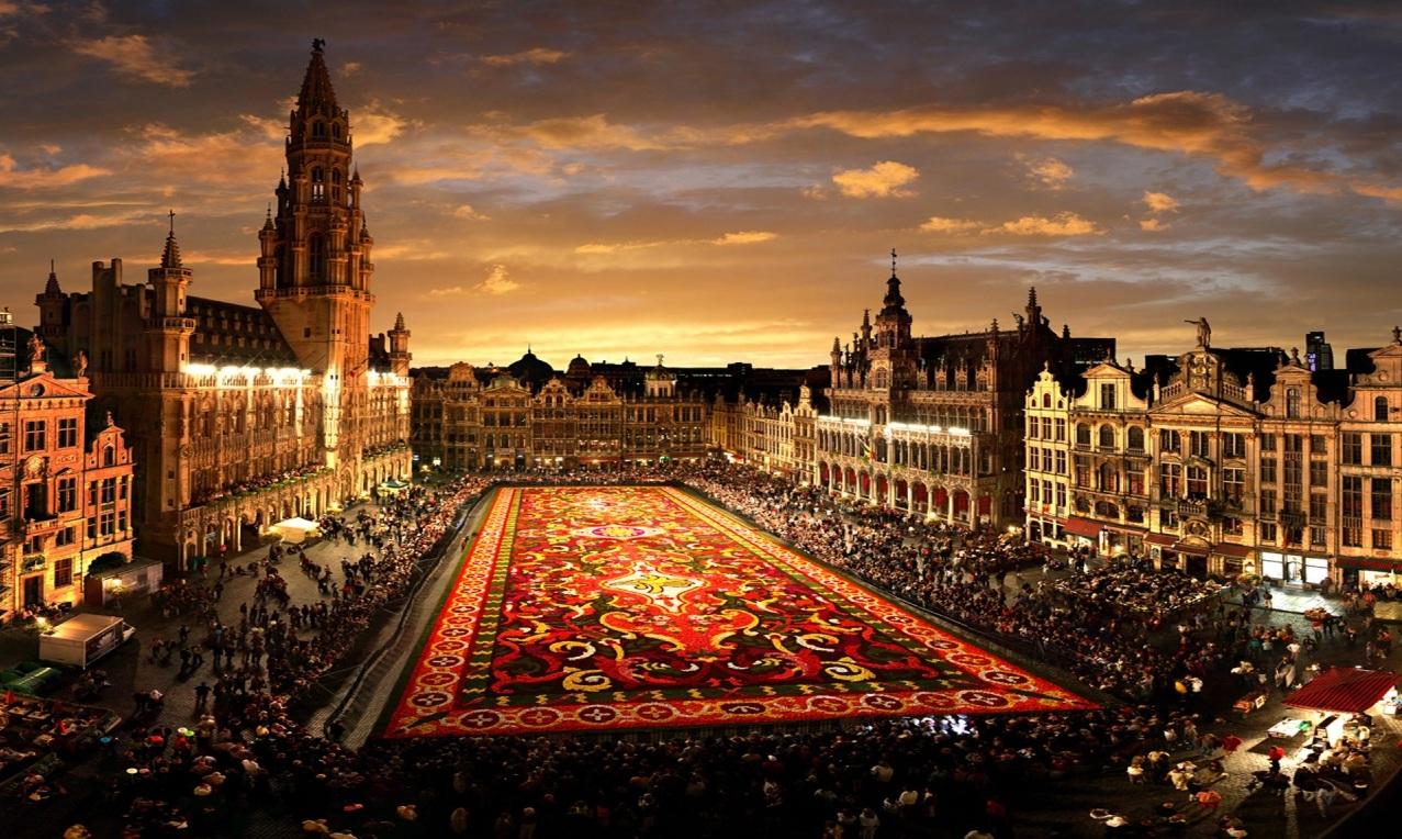 4 Principais Destinos da Bélgica