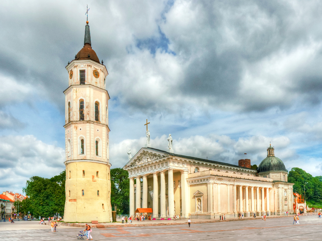 Click to enlarge image Catedral de Vilnius dos santos So Estanislau e So Ladislau.jpg