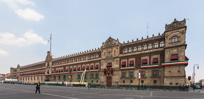 Click to enlarge image Palcio Nacional no Mxico.JPG