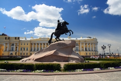 Moscou e São Petersburgo (Privativo)